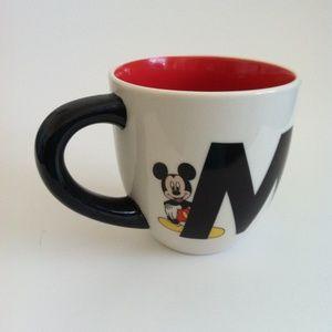 Disney Parks Mickey Mouse Ceramic Coffee Mug 20 Oz